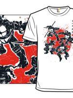 Mutant Warriors T-Shirt