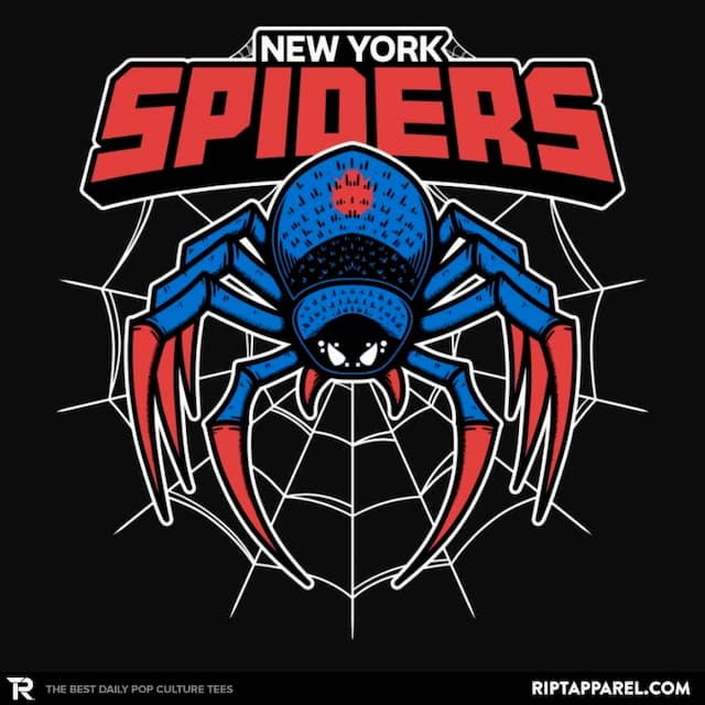 NEW YORK SPIDERS