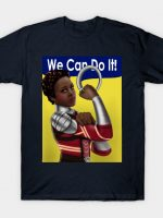 Nakia Riveter T-Shirt