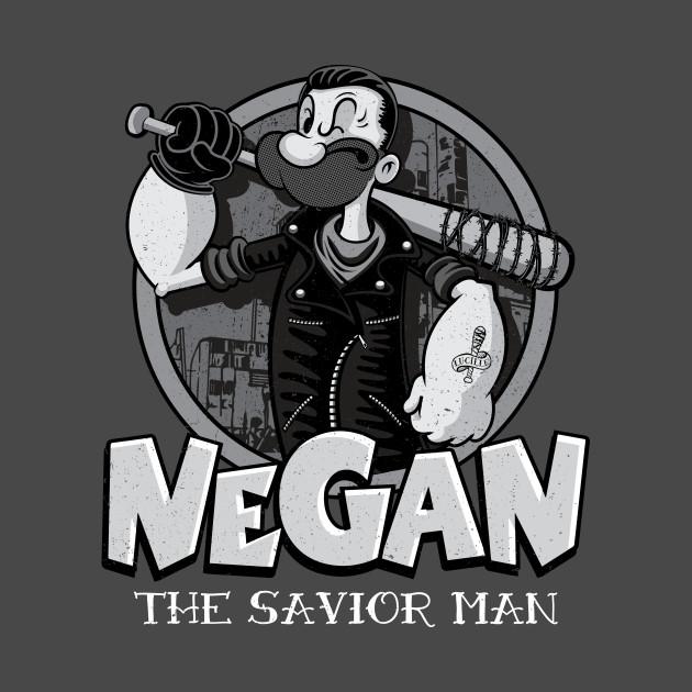 Negan The Savior Man (vintage)