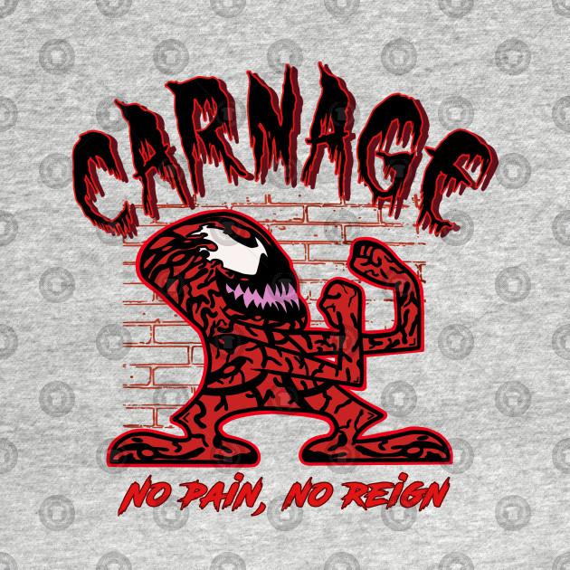 Carnage: No Pain No Reign