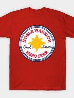 Noble Warrior Hero Star T-Shirt