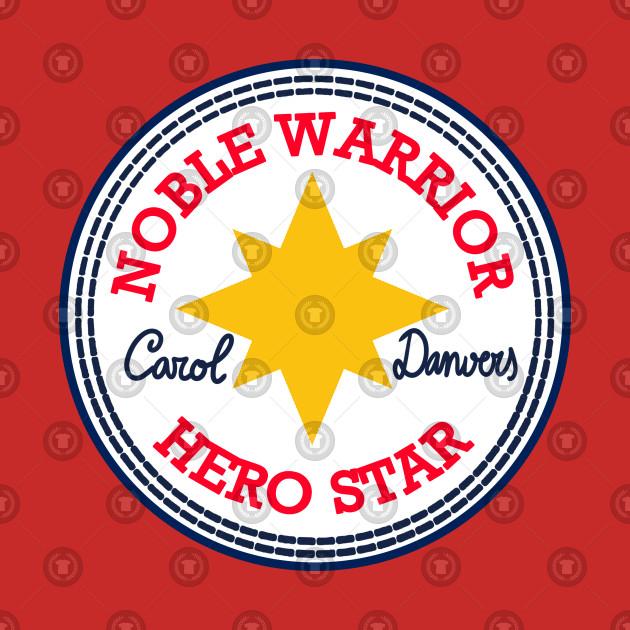 Noble Warrior Hero Star