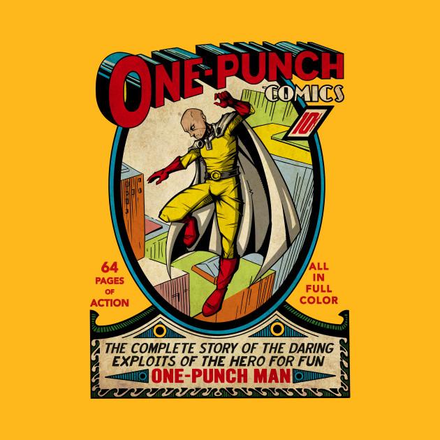 One-Punch Comics #1