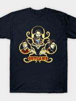 Outlaws in Space T-Shirt
