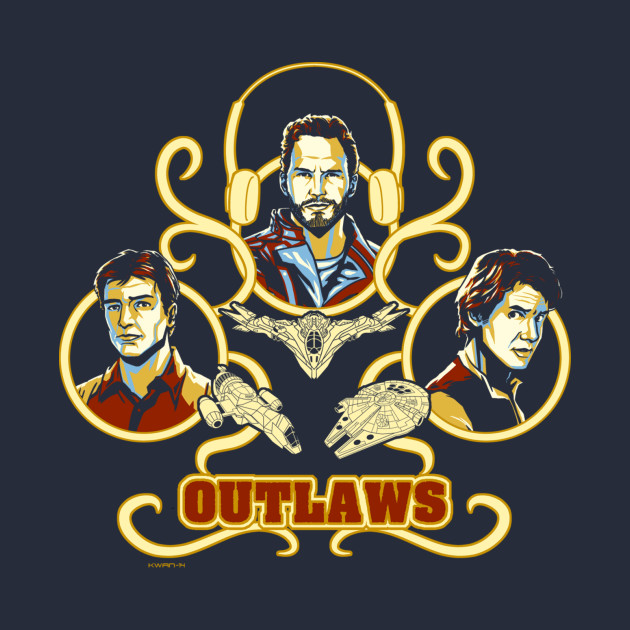 Outlaws in Space