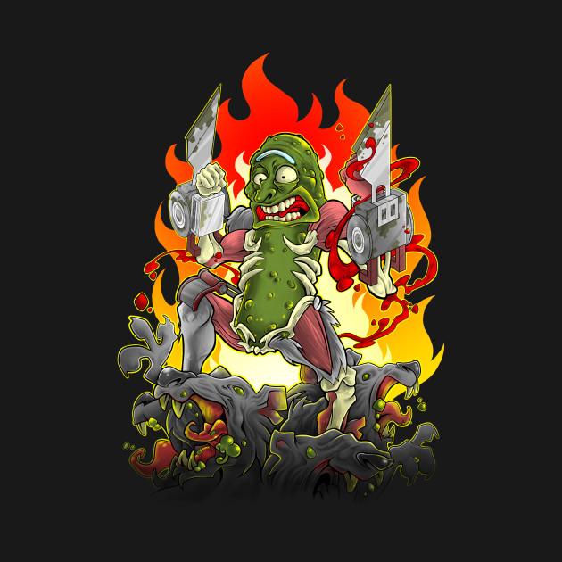 Pickle Carnage