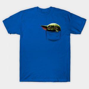 Pocket Baby Yoda T-Shirt