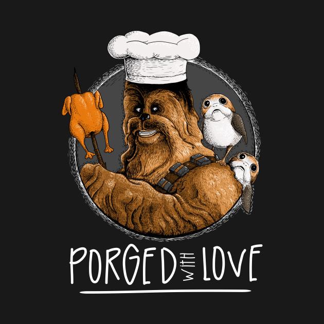 Porged Witha Love (black)