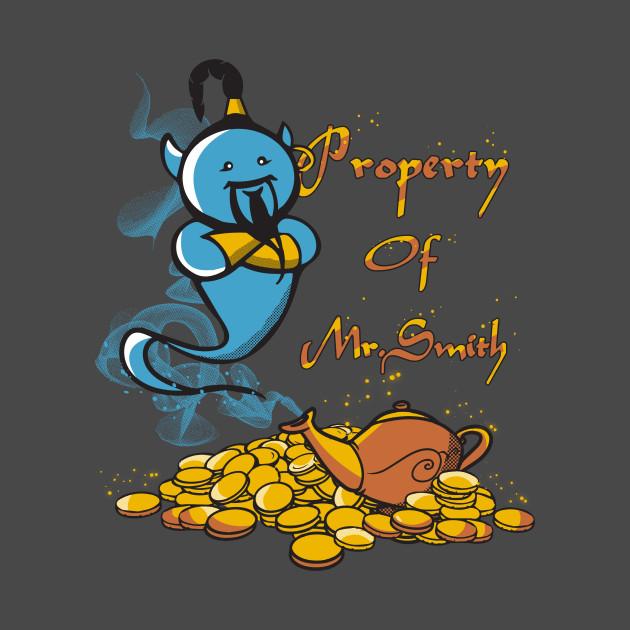 Property of Mr. Smith