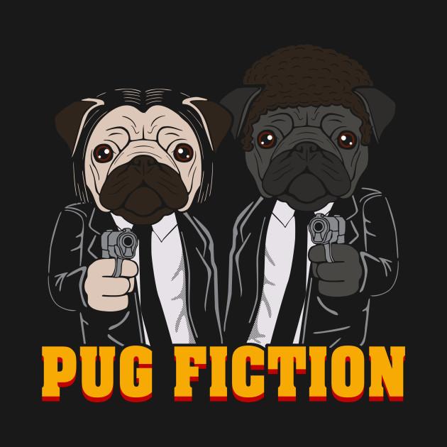 Pug Fiction