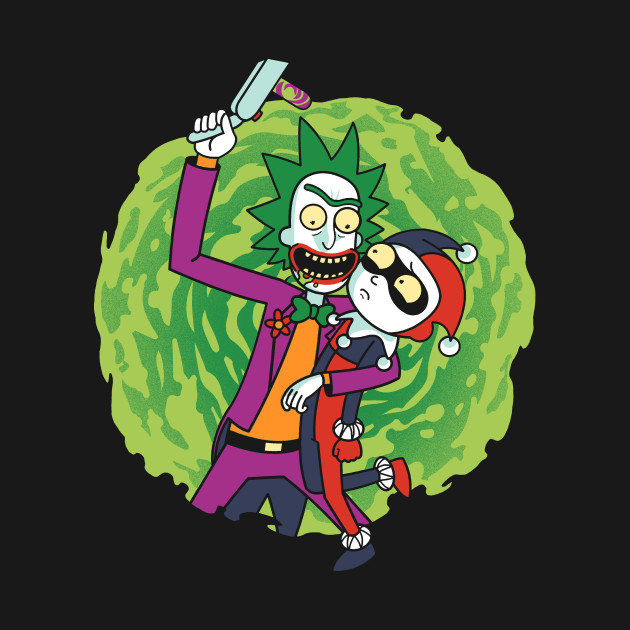 Rick and Harley