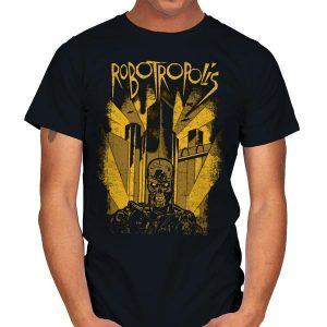 Robotropolis T-Shirt