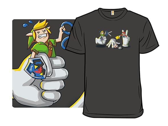 Super Smash Bros T-Shirt