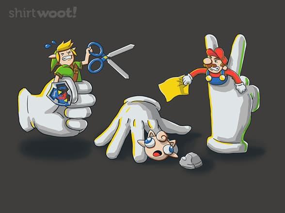 Rock, Paper, Smash!