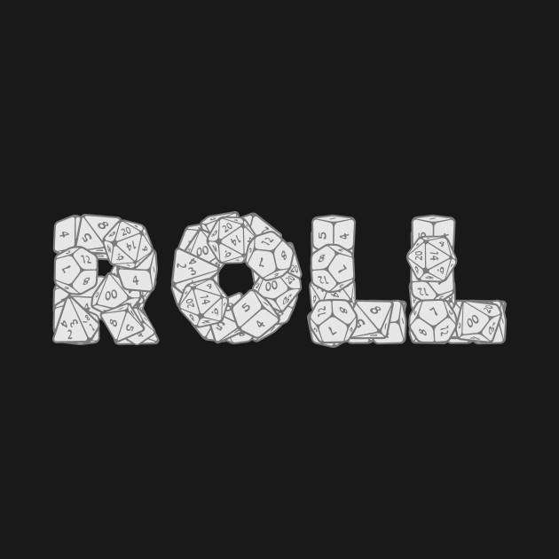 Roll dice mosaic