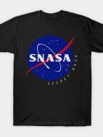 SNASA (Secret NASA Logo) T-Shirt