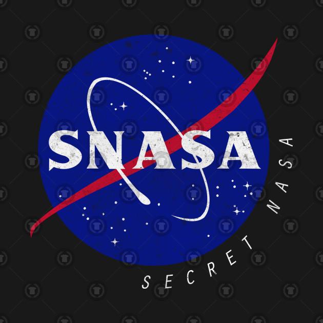 SNASA (Secret NASA Logo)