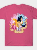 Sailor Princesses Rods T-Shirt