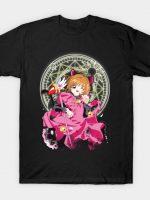 Sakura Neko T-Shirt