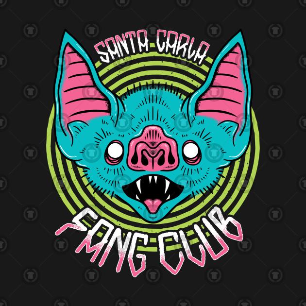 Santa Carla Fang Club
