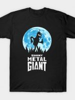 Shiny Metal Giant T-Shirt