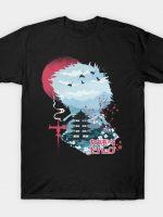 Space Cowboy Sunset T-Shirt