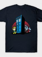 Spiff and the Doctor! T-Shirt