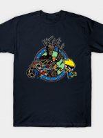 Spiff vs Rocket! T-Shirt