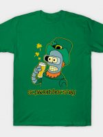St. Patrickbot's Day T-Shirt