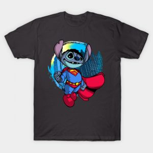 Stitch-Man T-Shirt