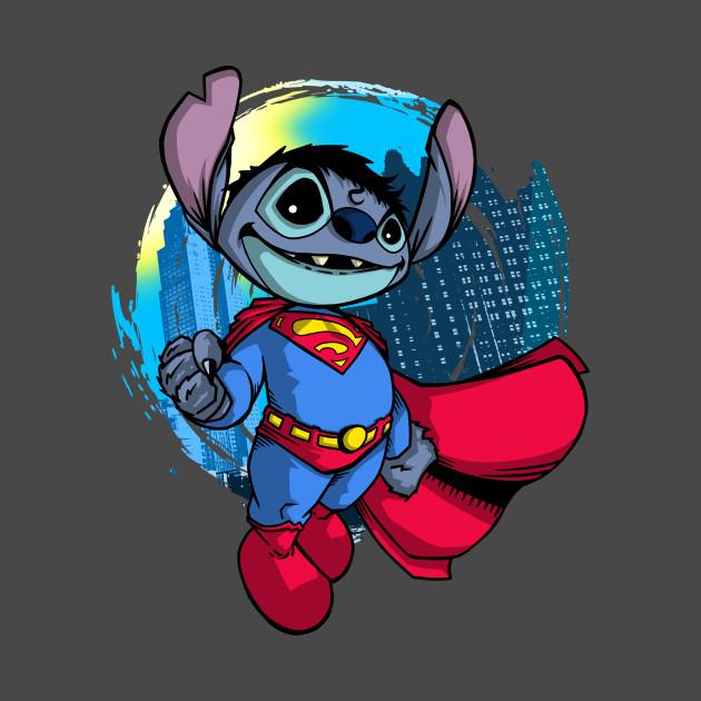 Stitch-Man