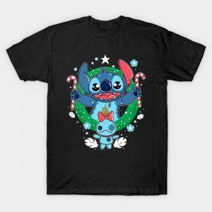 Stitch X-Mas T-Shirt