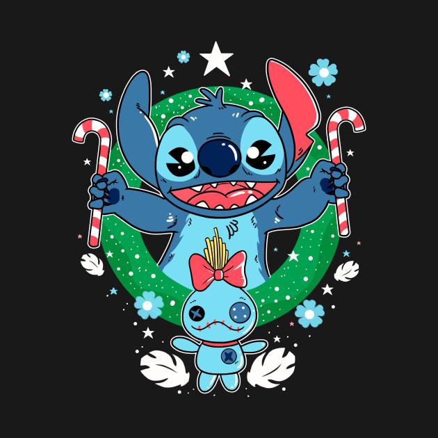 Stitch X Mas