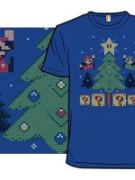 Super Bros Christmas Sweater T-Shirt