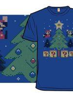 Super Bros Christmas Sweater T-Shirt