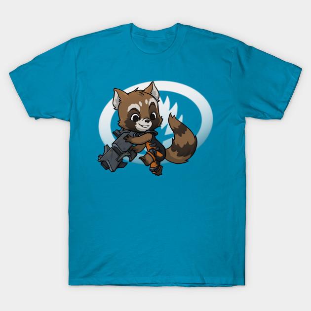 Super Cute Raccoon