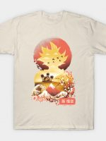Super Saiyan Sunset T-Shirt