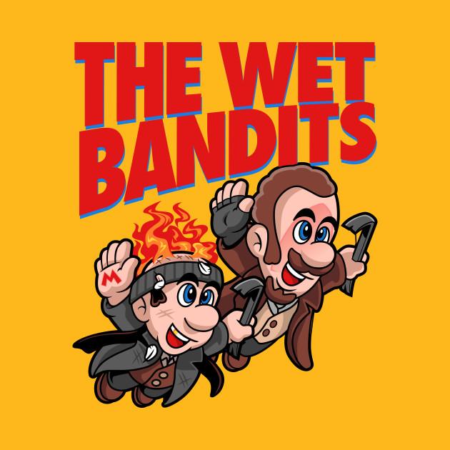 Super Wet Bandits
