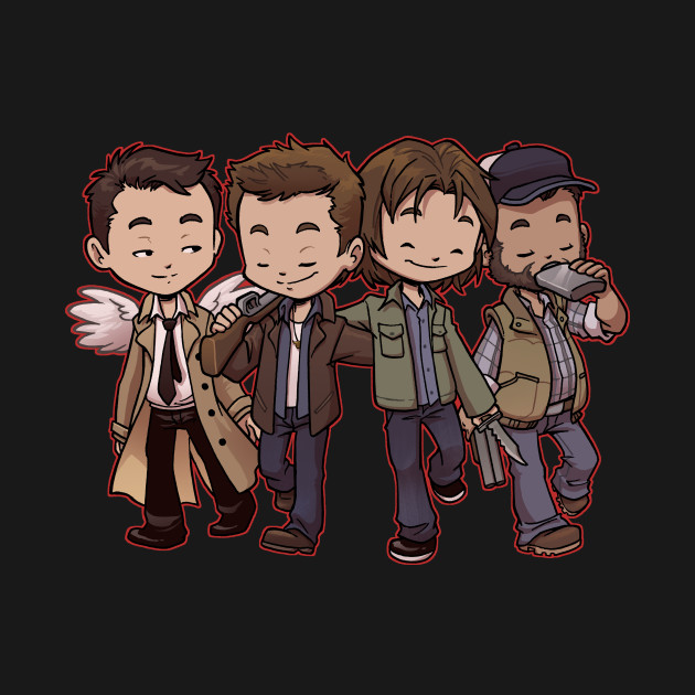 Supernatural Buddies