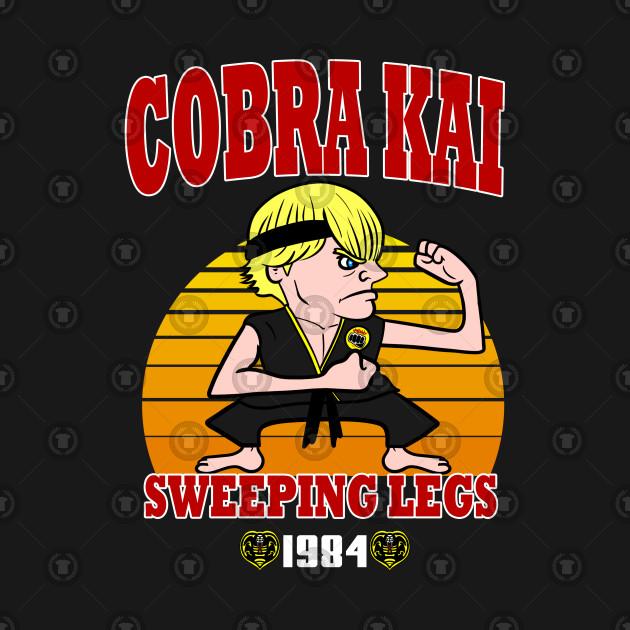 Sweeping Legs 1984