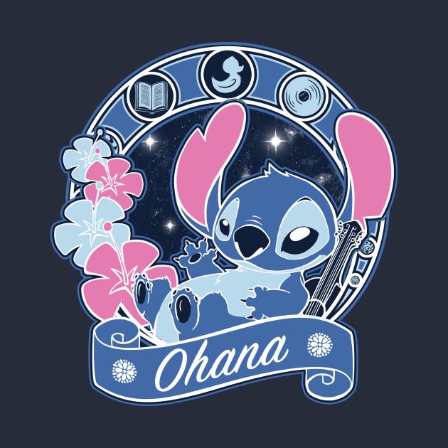 The Art of Ohana