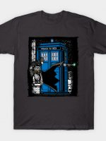 The Bat's Blue Box T-Shirt