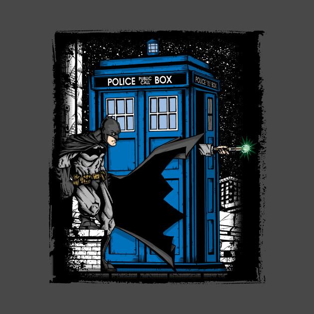 The Bat's Blue Box