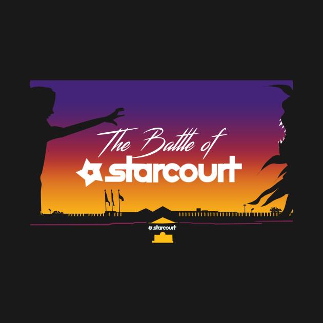 The Battle of Starcourt