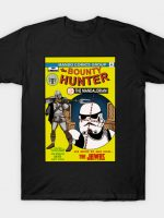 The Bounty Hunter Comic T-Shirt