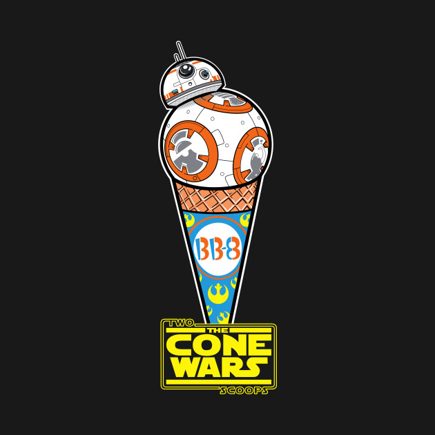The Cone Wars
