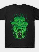 The Grass Saur Within T-Shirt