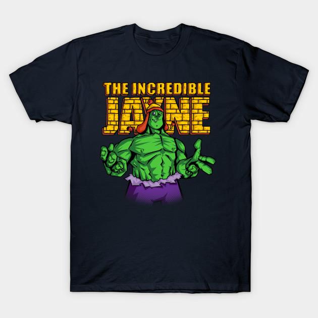 The Incredible Jayne