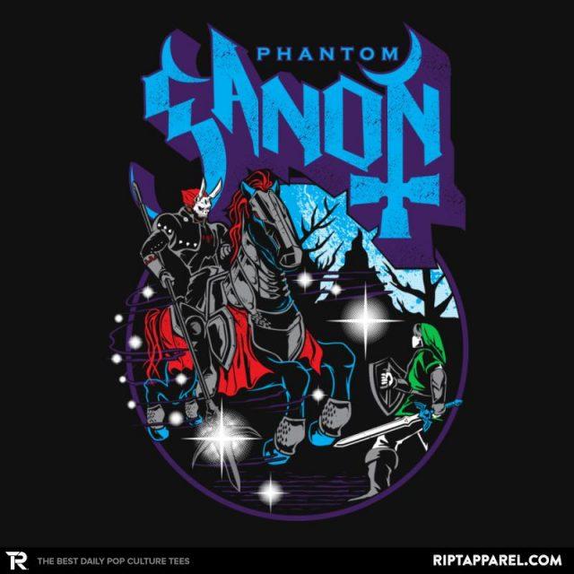 The Phantom Ghost